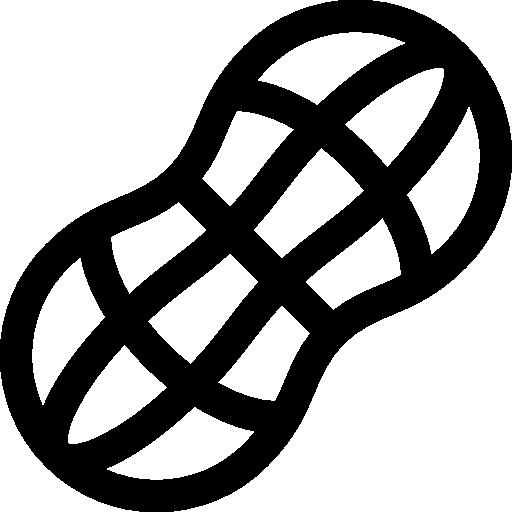icono alérgeno Cacahuetes